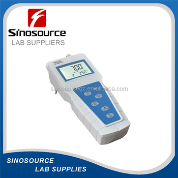scientific lab Portable PH meter