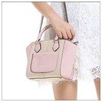made in china warehouse ladies signature fashion leather handbags
