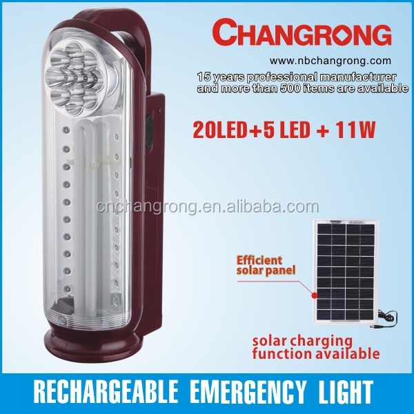 rechargeable led work lights emergency light led rechargeable motorcycle 6V light