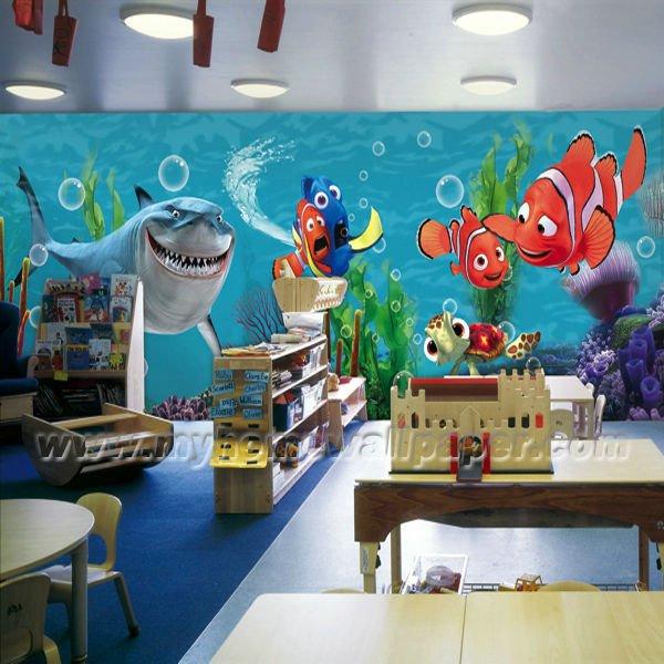 L2 00140 Kids Room Wallpaper Murals Buy Wallpaper Murals Wall Stikcer Kids Wallpaper Product On Alibaba Com