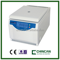 H1650R Tabletop High Speed cold Centrifuge