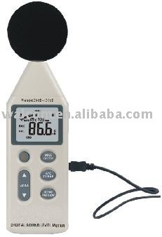 SL834 Digital Sound Level Meter