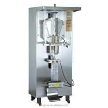 Automatic packing machine 100-1000 ml water milk honey package AH-ZF2000