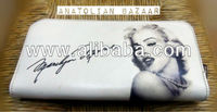 MARILYN MONROE Wallets Credit Card Holder ID Business Case Purse Men Women