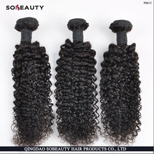 "Wholesale Price 10""-32"" In Stock Unprocessed Can Be Dyed malaysian curly wavy hair 100% human"