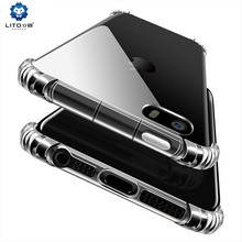 Fashion new luxury Shockproof TPU clear soft cell phone accessory for iphone 5 se back case