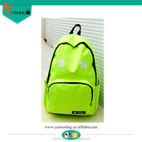 2015 cool products fashionable fancy cute fluorescence clour laptop backpack bags china makers styles union china