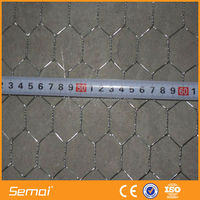 China Anping Factory Chicken Wire Fabric Chicken Wire Mesh (Factory;ISO Certificated)