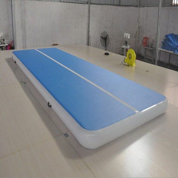tumble track inflatable gym air mat for gymnastics inflatable gym mat
