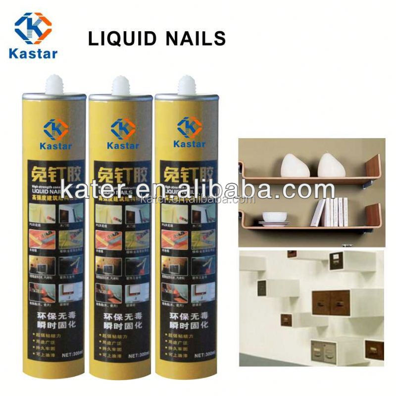 Kastar Liquid Nails Super Construction Adhesive