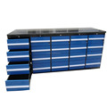 Heavy Duty roller tool cabinet tool box with drawers for sale