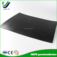 HDPE/LDPE/LLDPE/PVC/EVA Water proof geomembrane as pond liner