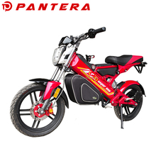 Portable Fashion Brushless 48V Electric Dirt Bikes For Adults