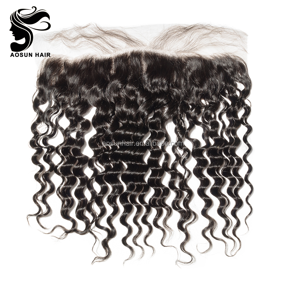 Wholesale 13x4 Ear To Ear Brazilian Full Lace Frontal Closure