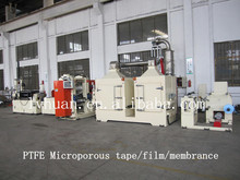 Made in China PTFE micro porous tape/film/membrance production making line