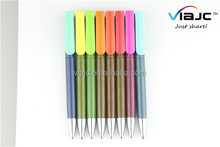 2015 NO.1 selling pen custom logo with unique clip stationery