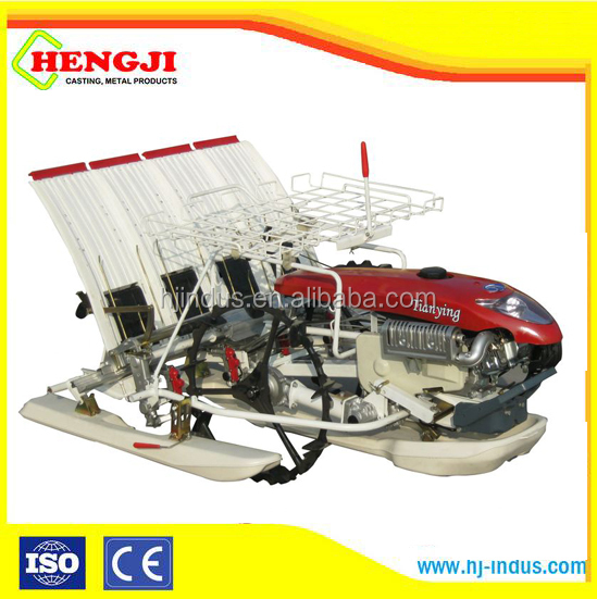 4 rows Hand manual rice transplanter price