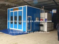 auto spraying baking booth portable spray booth spray bake paint booth