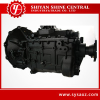 Factory Price dongfeng Truck Transmission gearbox Assembly