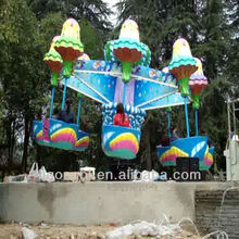 China amusement happy jellyfish a adventure play equipment