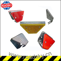 Hot Galvanized Highway Guardrail Reflector Manufacturers