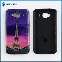[Smart Times] Glitter Powder TPU and PC Phone Cover Case for ZTE L2 Plus