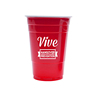 Food Grade PS Wholesale Red Plastic Solo Party Cups