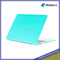 "15 candy colors waterproof transparent hard cover case for Macbook Air Pro Retina 11"" 12"" 13"" 15"""