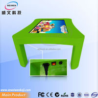 multi touch game table with touch screen LCD table touch