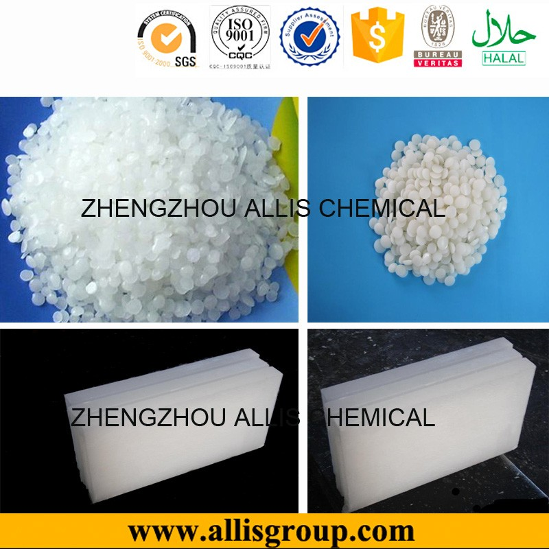 Semi and fully refined for candle making bulk paraffin wax