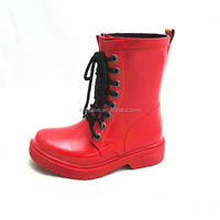 Stylish Unique Waterproof sexy high heel boots women sex ladies rubber boots