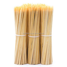 Nature Barbecue Bamboo Grade A Bead Marshmallow Roasting Sticks