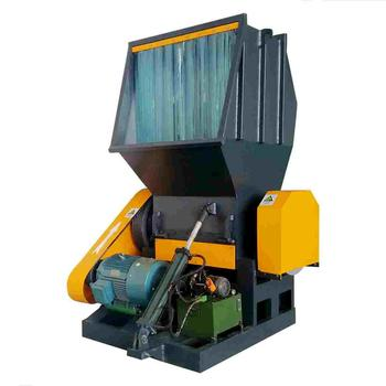 GUANGZHOU Plastic PE Film Crusher/ LDPE film PP bags Grinder Shredder price