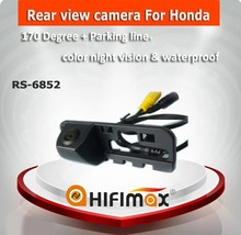 Hifimax Waterproof car camera for Honda Civic car rear view camera, car reverse rear view camera