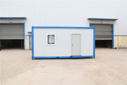 food mobile food 20feet container workshop for Algeria
