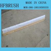 Wooden Strip handle brush