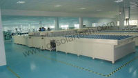 PV 20 MW solar module panel production line laminating machine