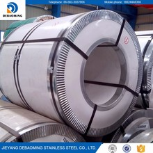 Competitive price universal cold rolled non-magnetic 304 stainless steel coil