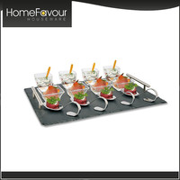 Famous Supplier Wholesaler Cuisine Cake Spoon Wedding Server Sets