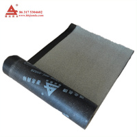 0.7mm-2.5mm spunbond polyester mat substrate for roofing felt waterproofing