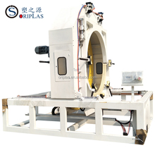Used HDPE PP Pipe Making Machine Production Line