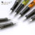 Chinese Factory New Type Custom Logo Novelty Plastic Fountain Pen For Office