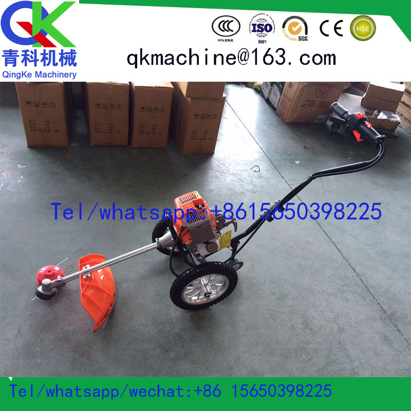 Electric single handle Weeding machine/weeder for agriculture