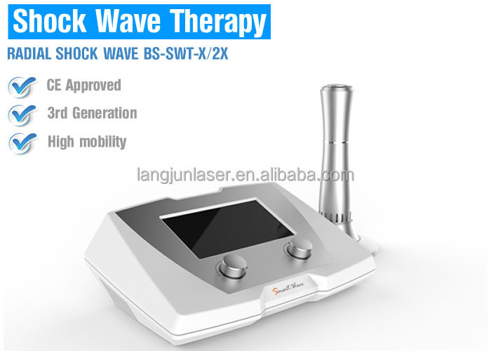 Popular Eswt Electric Stimulation Extracorporeal Shock Wave For Sale
