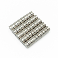 Hot selling N52 Strong Disc Neodymium Magnet 6 x 3m
