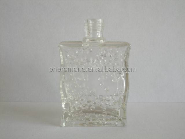 high quality glass 0.5ml perfume bottle