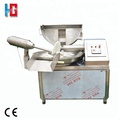 Industrial electric meat bowl cutter for sausage processing