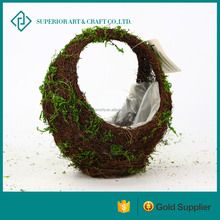 fashion product christmas items wholesale christmas gift ideas for friends hanging baskets wholesale for home & garden