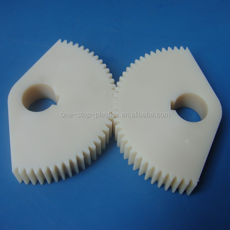 factory direct sale low noise POM derlin acetal gear wheel