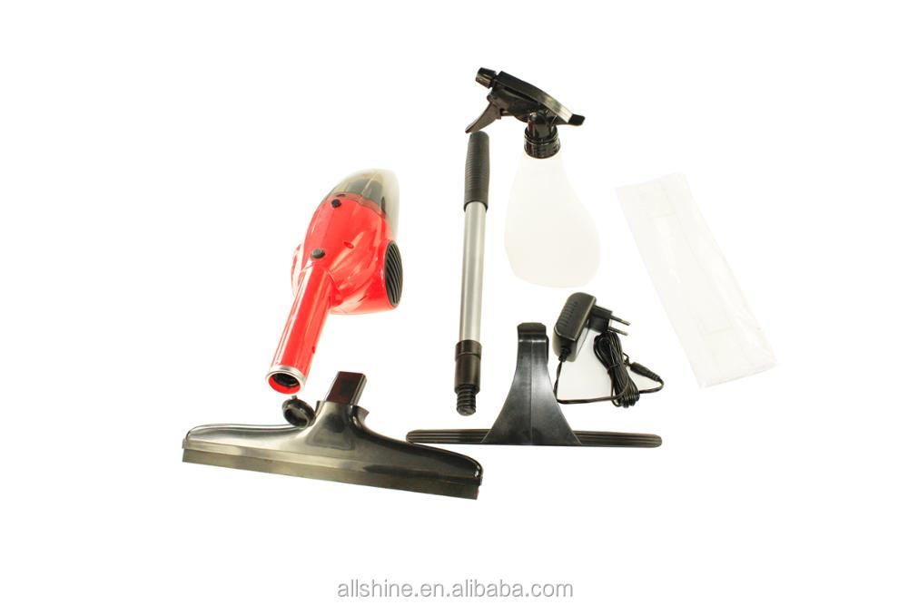 Handheld 2in1 Wet and Dry Window Cleaner and Vacuum Cleaner